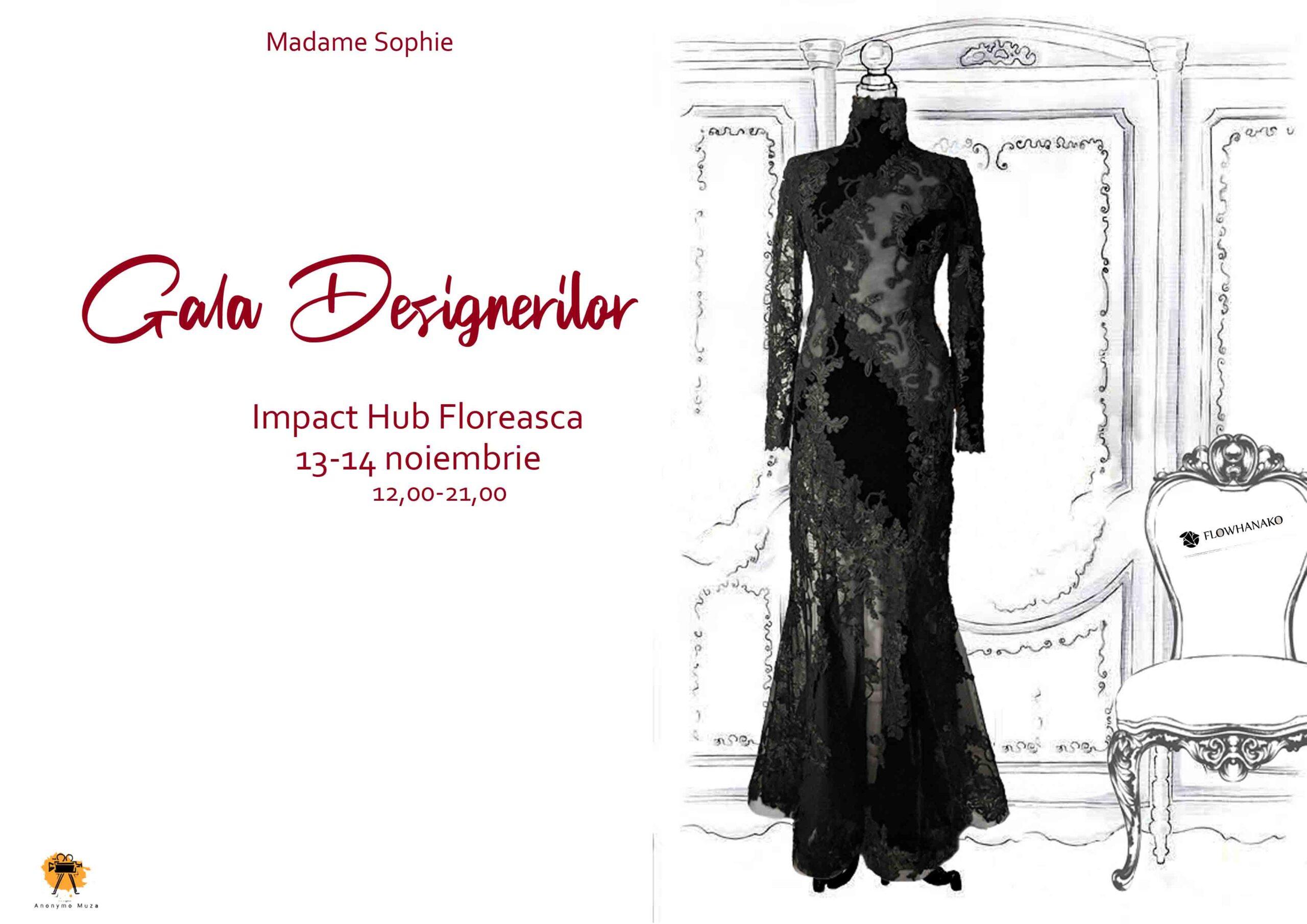 afis Gala Designerilor 1